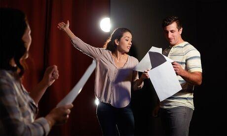 Les Cours En jeux 1 mois de cours d'initiation au théâtre ou au cinéma avec Les Cours En jeux