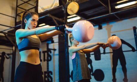 L Orange Bleue Mon Coach Wellness 1, 2, ou 5 entrées ou 1 ou 3 mois d'abonnement de fitness pour 1 avec L'Orange Bleue Mon Coach Wellness