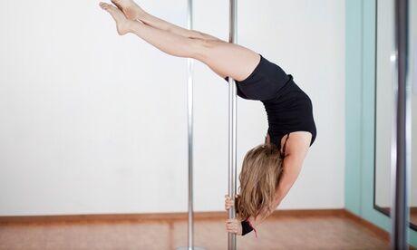 POLE DANCE SENSATIONS 3 ou 5 cours de pole dance avec Pole Danse Sensations