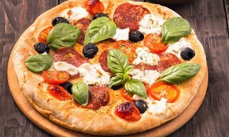 L'Artiste Pizzas/pâtes au choix avec boissons non alcoolisées 33cl pour 2 ou 4, le midi ou weekend/soir chez L'Artiste