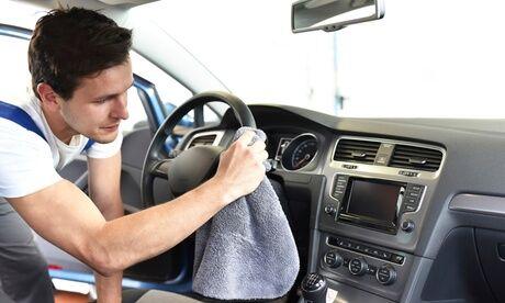 Sas Étoile Auto13 Lavage de voiture intérieur ou/et extérieur avec Sas Étoile Auto13