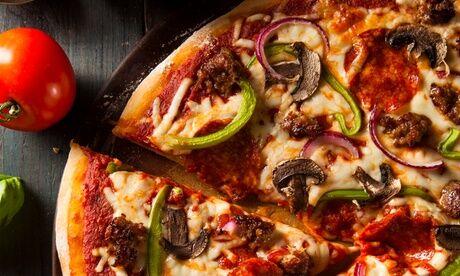 """La Pizza Menu tacos ou burger ou pizza """"senior"""" pour 1 ou 2 pers., sur place, à emporter ou en livraison au restaurant La Pizza"""