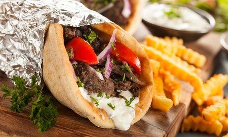 Les Saveurs Sandwich, Tacos ou Panini avec frites, dessert et boisson, à emporter ou en livraison, avec la pizzeria Les Saveurs