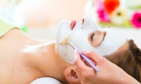 Espace Bien Être Beauté Soin du visage au choix de 30 min ou soin du visage herboristerie bio d'1h à l'Espace Bien-Être Beauté