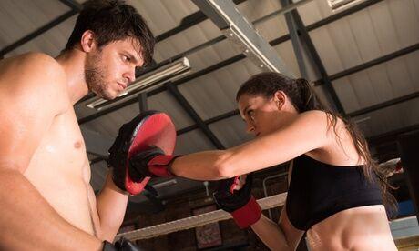 Partners Aventure 1, 2 ou 3 cours de découverte de self defense/close combat d'1h 30 avec Partners Aventure