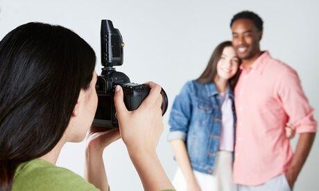 Baloon Photo Shooting photo en couple ou en famille avec 5 photos sur clé USB au studio Baloon Photo