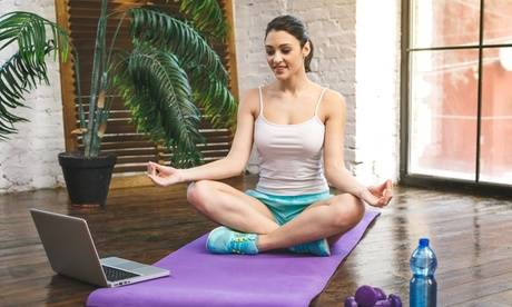 Maseanceyoga.fr 1 mois de  de cours de yin yoga en ligne avec Maseanceyoga.fr