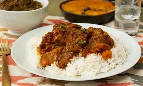 La Marmitte du Saca Saca Menu découverte africain en 2 services pour 2 en semaine ou le week-end au restaurant La Marmitte du Saca Saca