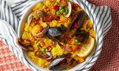 Chez Anne Et Didier Formule espagnole ou plat et dessert, pour 2 ou 4 personnes dès 29,90€ Chez Anne Et Didier