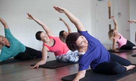 S'Dance & Fit STUDIO 1 ou 3 cours de pilates d'1h ou de stretching de 45 min au centre de remise en forme S Dance And Fit Studio