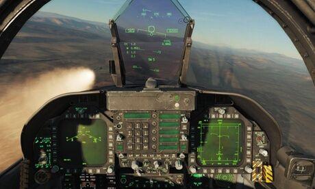 Flight Zone 1, 2 ou 3 sessions à bord d'un avion de chasse en réalité virtuelle d'1h, pour 1, 2 ou 3 avec Flight Zone
