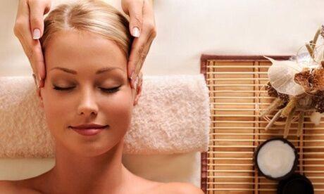 Renaud Anne Modelage relaxant de 30 min avec un soin du visage de 30 min chez Renaud Anne
