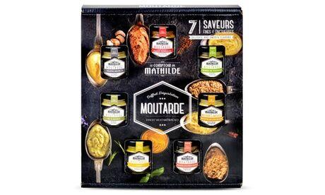 Le Comptoir De Mathilde Sélection de produits et coffrets d'épicerie fine à emporter au Comptoir de Mathilde à Strasbourg