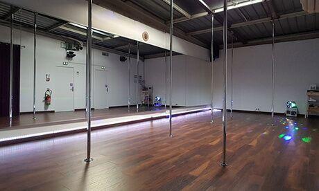 Stelia Dance & Pole Session(s) de DanceHall ou Stretchbody d'1h ou de Ladystyling d'1h30 au choix avec le studio Stelia Dance & Pole