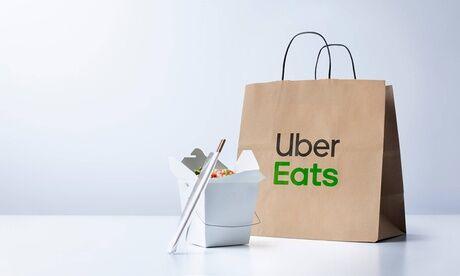 Uber Eats Bon d'achat de 15€ à faire valoir sur Uber Eats (hors frais de livraison et frais de services)