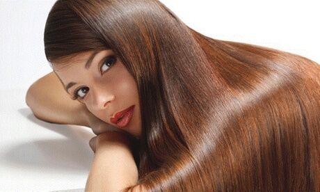 C&C Coiffure Lissage japonnais pour les cheveux courts ou mi-longs au salon C&C Coiffure