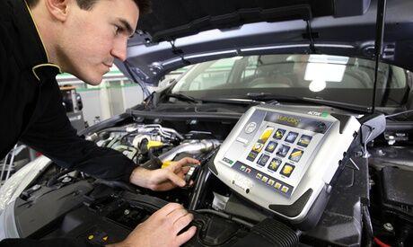 Brill Auto Racing Diagnostic lecture des codes défaut multi-marque au garage Brill Auto Racing