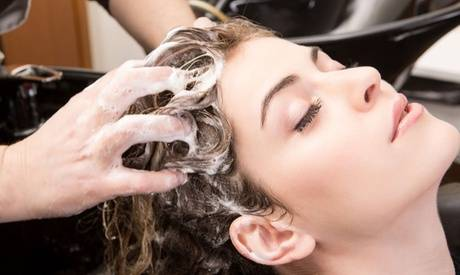 Bulle Nature Soin rituel spa des cheveux avec un soin profond du cheveux et cuir chevelu à l'institut Bulle Nature