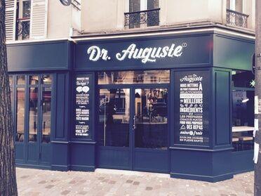Dr Auguste Grands Boulevards Menu goûter pour 2 personnes chez le Dr Auguste Grands Boulevards
