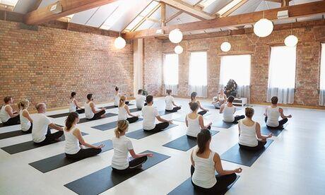 Yoga Passion 3 ou 5 cours de yoga d'1h15 chacun avec Yoga Passion