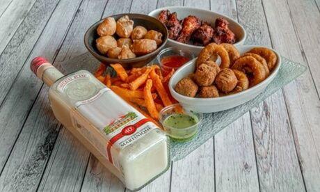 Le Bouzou Planche ou pack apéritif dînatoire, à emporter ou en livraison, pour 2 personnes avec le restaurant Le Bouzou