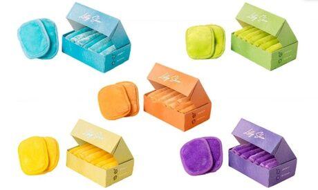 Lilly Skin 7 carrés démaquillants, coloris au choix, sur le site Lilly Skin (26% de réduction)