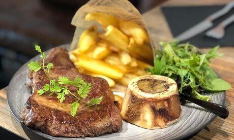 Le Bô Bar Pause gourmande avec plats frais et desserts maison au choix pour 2 personnes au restaurant Le Bô Bar à Cannes