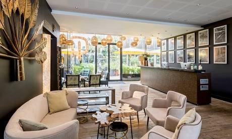 Hôtels de Lille Bon cadeau de 50€, 100€ ou 150€ à faire valoir dans les hôtels du groupe Hôtels de Lille et leurs restaurants