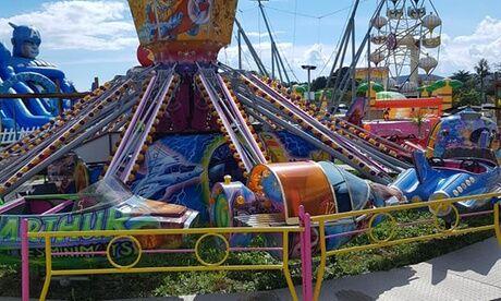 Fiesta Parc 13 ou 20 tickets de manège chez Fiesta Parc