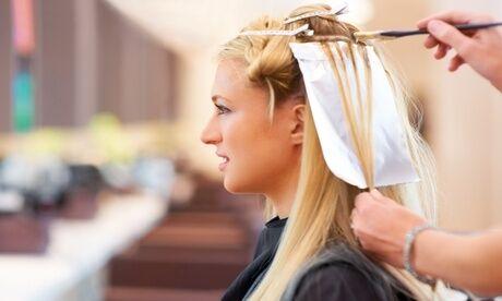 Rêve paris Shampoing, soin, coupe et brushing pour toute longueur de cheveux, couleur et balayage en option à l'institut Rêve paris
