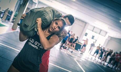 Old Gym Crossfit 3 ou 5 séances de crossFit à la salle de fitness Old Gym Crossfit