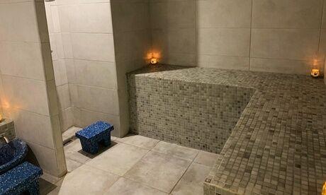 Institut de beauté Sarah Hammam oriental, sauna, gommage du dos et modelage du visage ou du corps en solo ou duo Institut Beauté Sarah