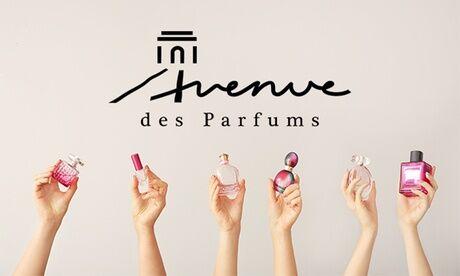 Avenue des Parfums Bon d'achat donnant droit à - 33% sur le site Avenue des Parfums