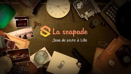 Jeux de piste à Lille by La scapade Jeux de piste à Lille, 3 thèmes au choix, avec La scapade