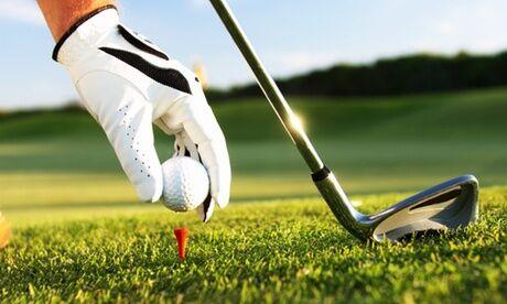 Daily Golf Marseille Borely 5h de cours collectif de golf avec prêt du matériel pour 1 ou 2 personnes au Daily Golf Marseille Borely