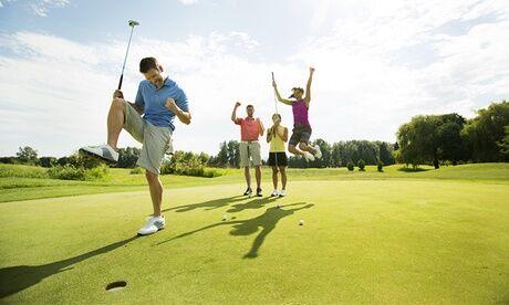"""Golf de Téoula Pass """"Liber'tee 4h de cours"""" pour 1, 2, 3 ou 4 personnes au Golf de Téoula"""