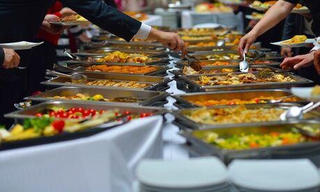 Le Maharaja Buffet indien à volonté le midi pour 1 ou 2 personnes au restaurant Le Maharaja