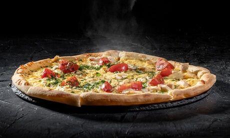 Le Maestro 1 pizza ou 1 tarte au choix à emporter