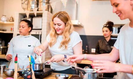Sarah Lima Cours de cuisine brésilienne de 2h ou 3h chez Sarah Lima Traiteur