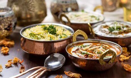 Le Taj Mahal Menu indien spécial Taj Mahal pour 1, 2 ou 4 personnes à emporter au restaurant Le Taj Mahal