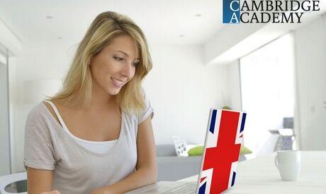 Cours d'anglais pour TOEFL / l'IELTS 6, 12, 18 ou 36 mois d'abonnement aux cours d'anglais pour TOEFL/IELTS avec Academy Cambridge