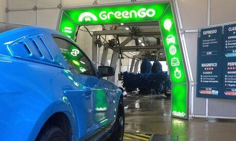 Greengo Carte de 1, 3, 6 ou 12 lavages Perfecto, 1 jeton de lave-tapis et 1 jeton lingette vitre avec Greengo