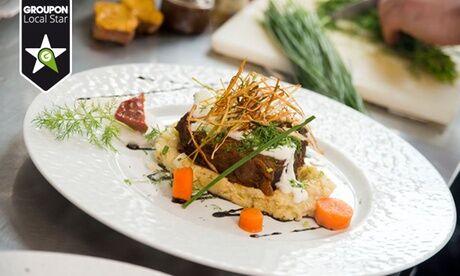 """Comme à La Maison Menu """"carte"""" pour le déjeuner ou le dîner en duo avec cocktail maison en option à Comme à La Maison"""