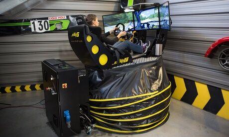 Le Paddock 2 sessions de 9 min de simulateur de pilotage : F1, Rallye, GT pour 1, 2 ou 4 personnes chez Le Paddock