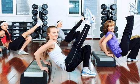 California Fitness 5 ou 10 pass pour cours collectifs et salle de musculation chez California Fitness