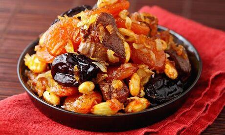 Restaurant Le Caroubier Repas marocain en 1 ou 3 services pour 1 ou 2 personnes, à emporter, au restaurant Le Caroubier