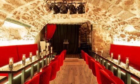Diva's Kabaret Entrées cabaret et boissons offertes, option planche et bouteille de champagne pour 2 dès 39,90€ au Diva's Kabaret