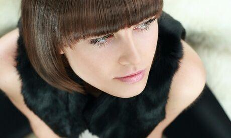 Euro style coiffure Shampoing bio, coupe, brushing, soin, modelage option coloration ou balayage chez Euro style coiffure