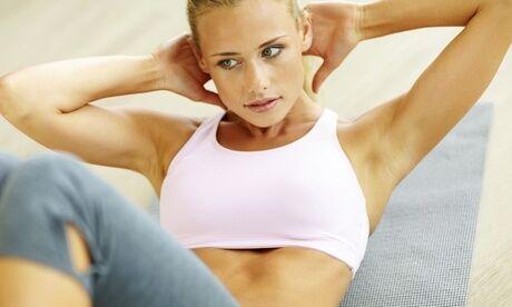 Five Fitness 5 pass donnant accès à la salle de sport et à tous les cours collectifs chez Five Fitness