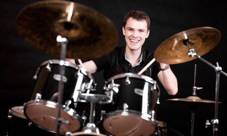 Drumlive Academy 1 ou 2 séances d'1h30 de cours individuel de batterie en studio avec Drumlive Academy